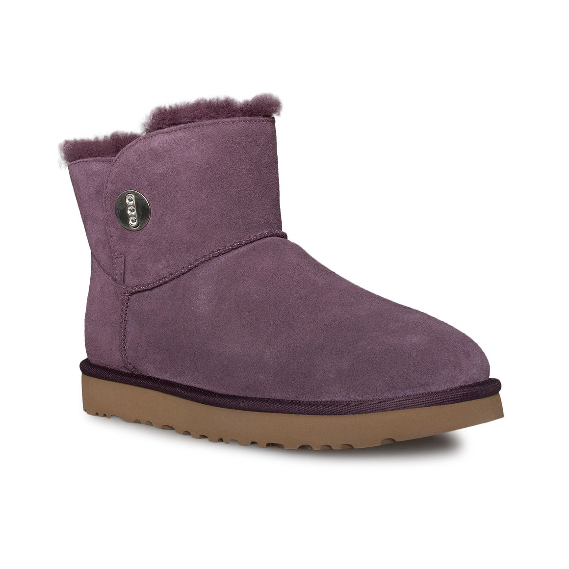 UGG Mini Turnlock Bling Port Boots - Women's