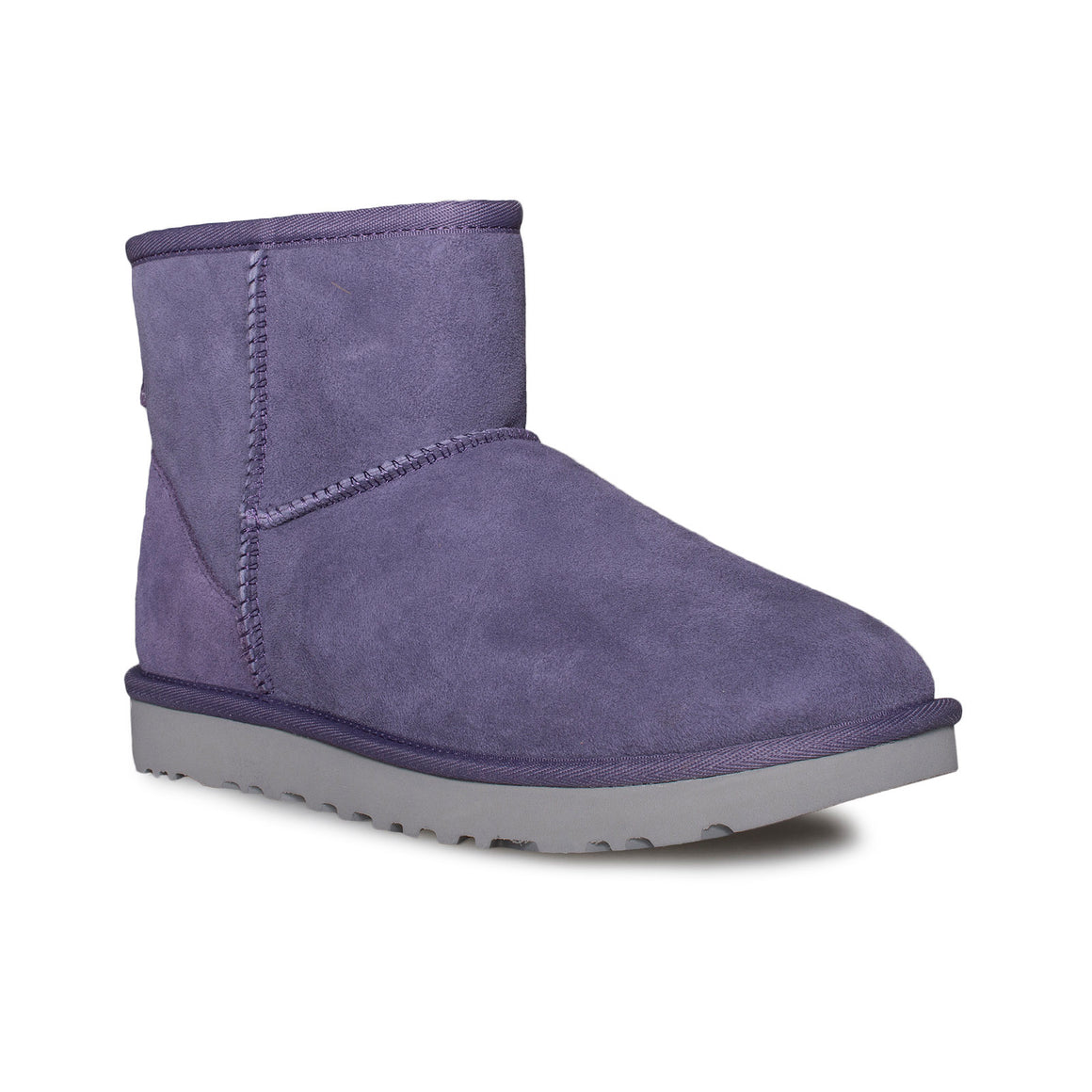 UGG Classic Mini II Purple Sage Boots - Women's