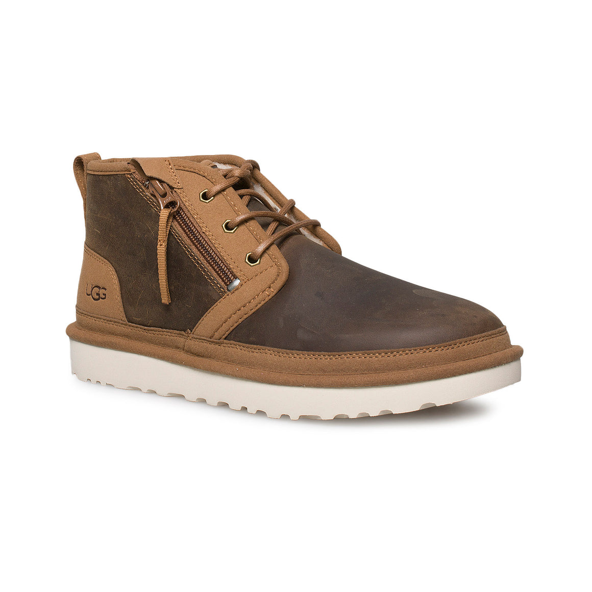 UGG Neumel Zip Chestnut Boots - Men's