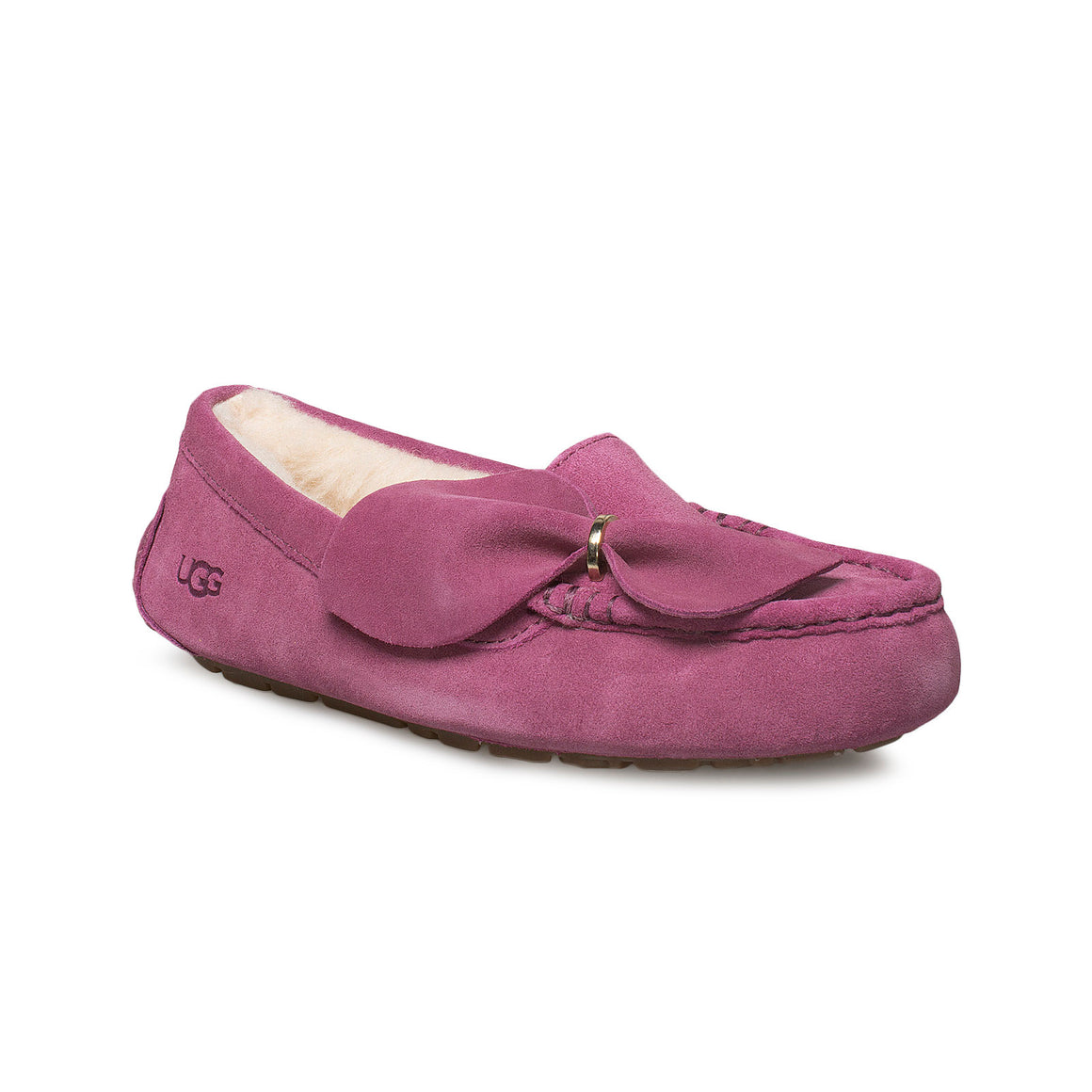 UGG Ansley Twist Bougainvillea Slippers - Women's