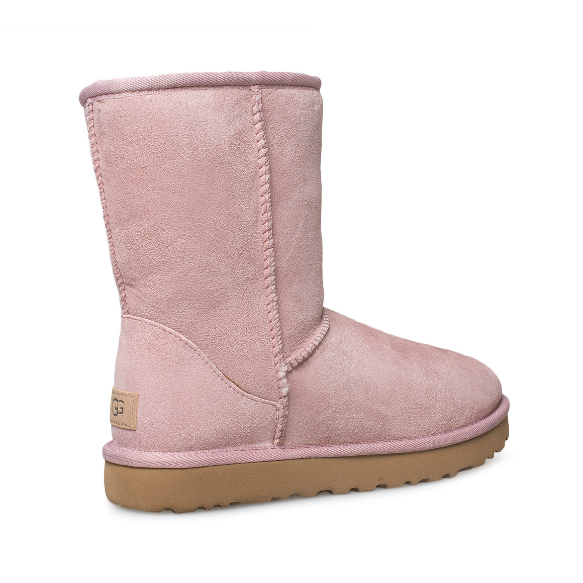 UGG Classic Short II Pink Crystal Boots - Women's