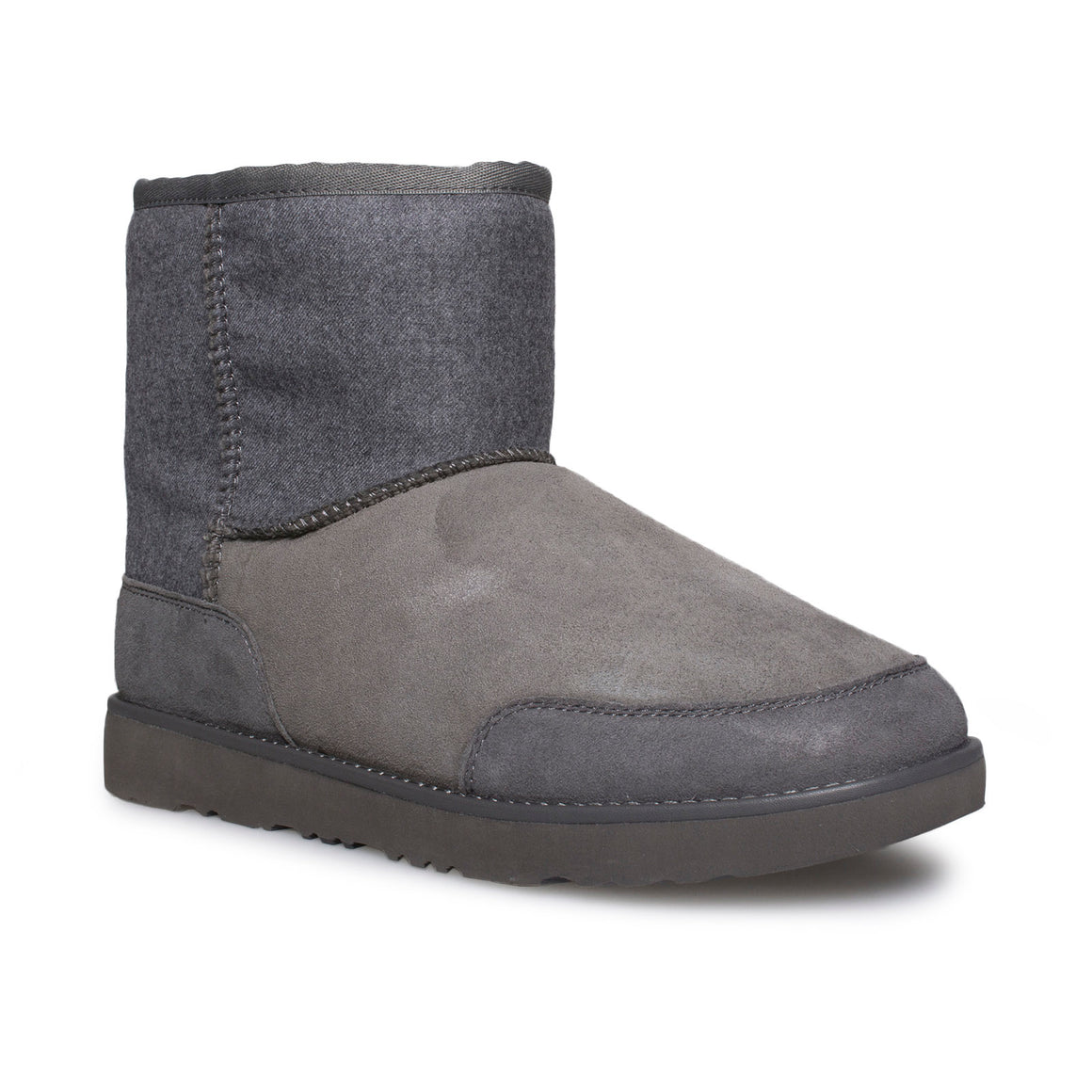 UGG Classic Mini Phillip Lim Flannel Grey Boots