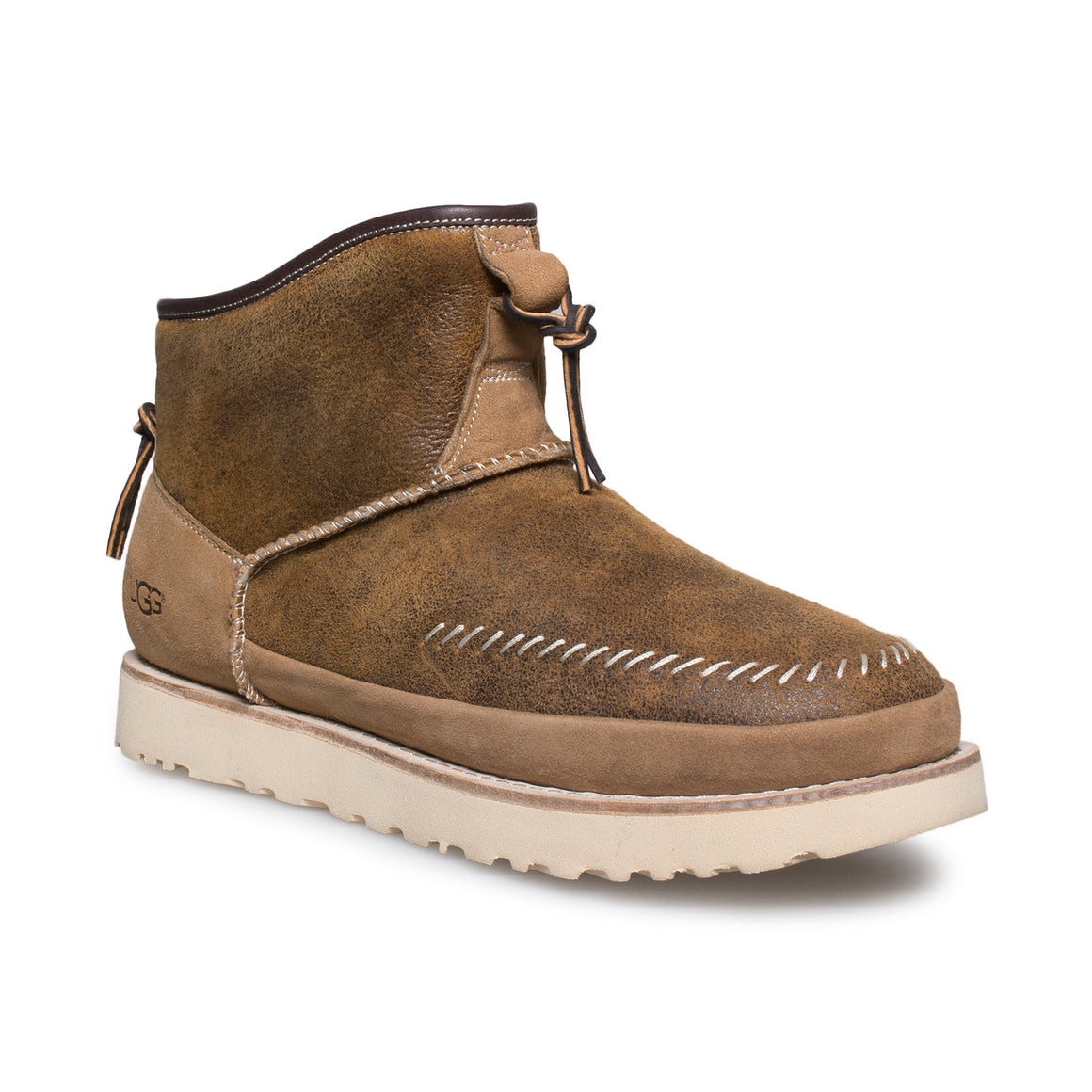UGG Campfire Pull On Chestnut Boots