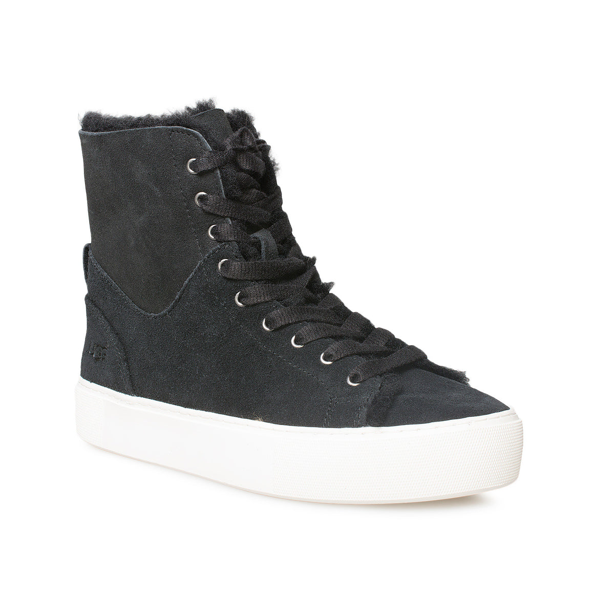 UGG Beven Black Sneakers - Women's