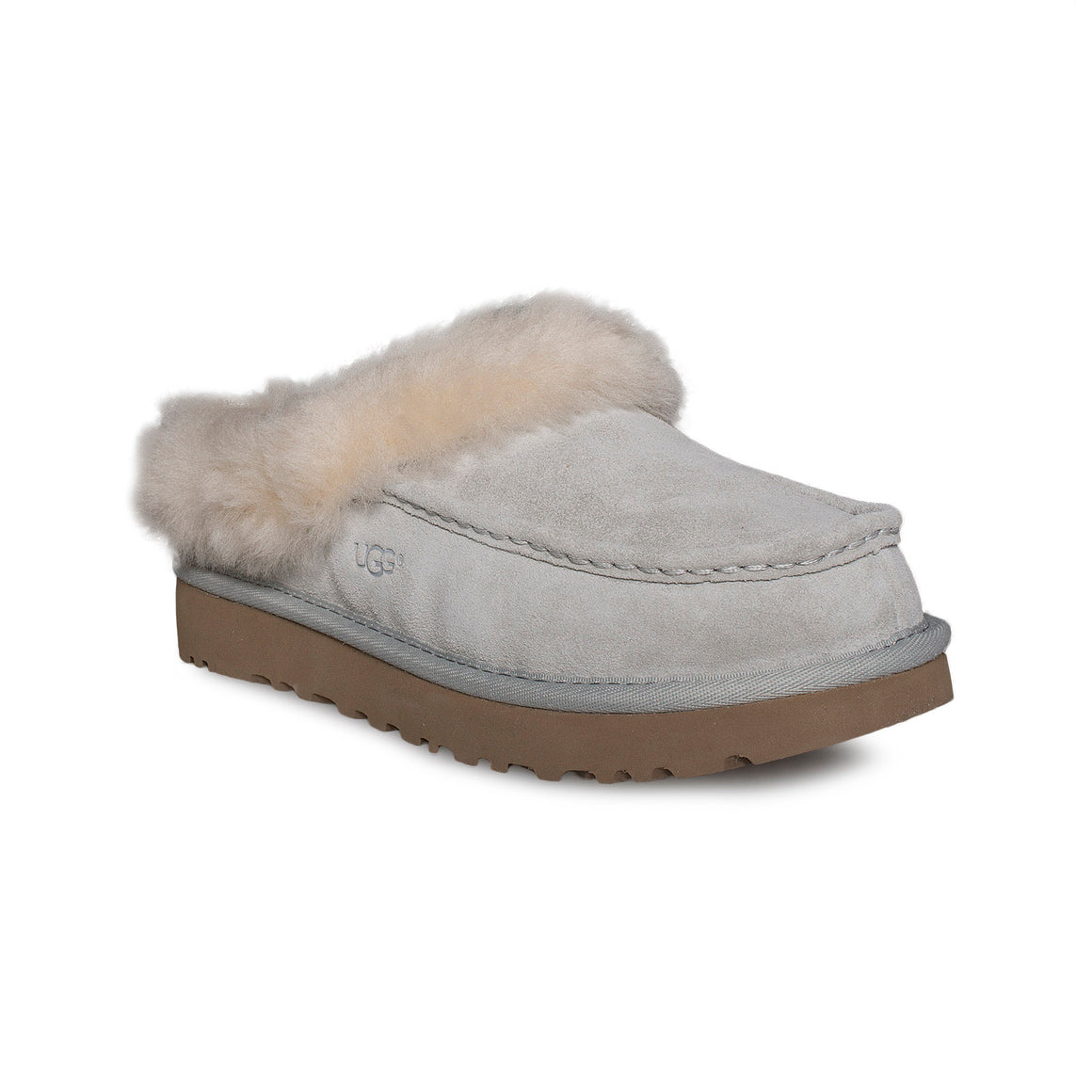 UGG Grove Grey Violet Slippers - Women's