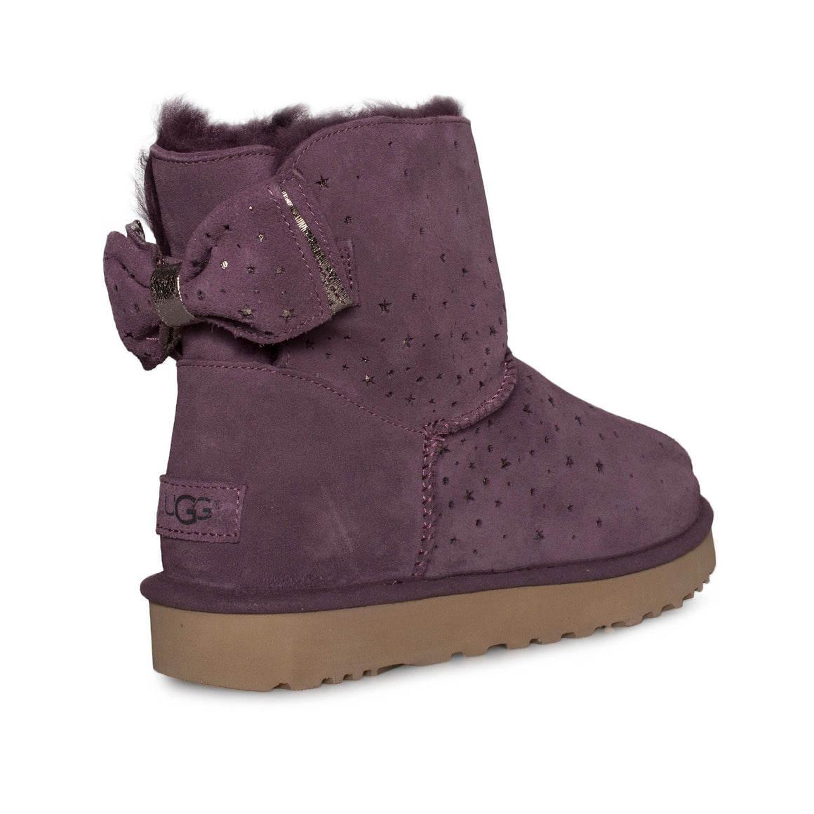 UGG Stargirl Bow Mini Port Boots - Women's