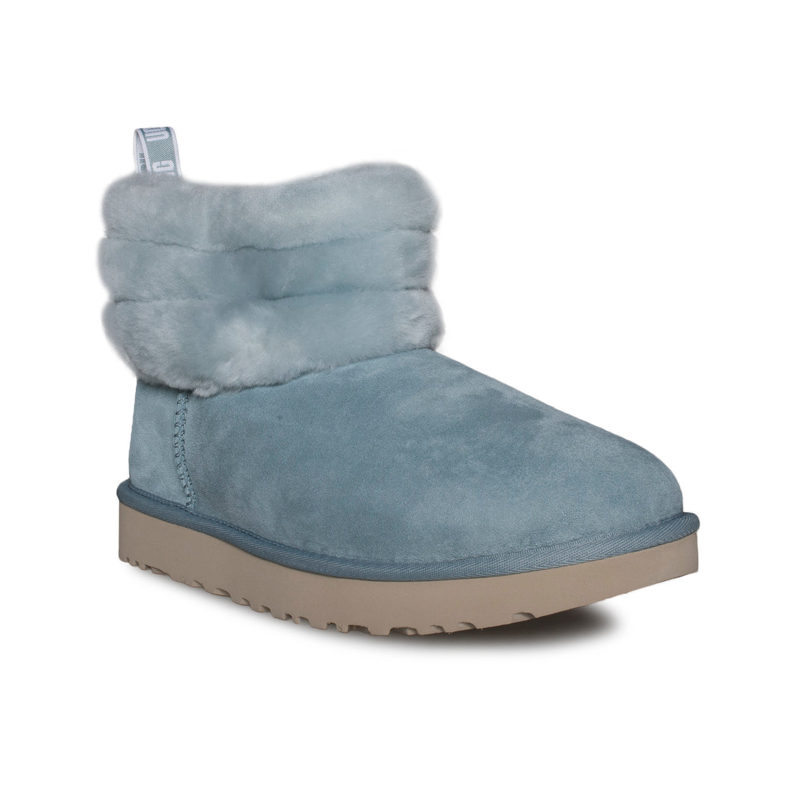 UGG Fluff Mini Quilted Succulent Boots - Women's