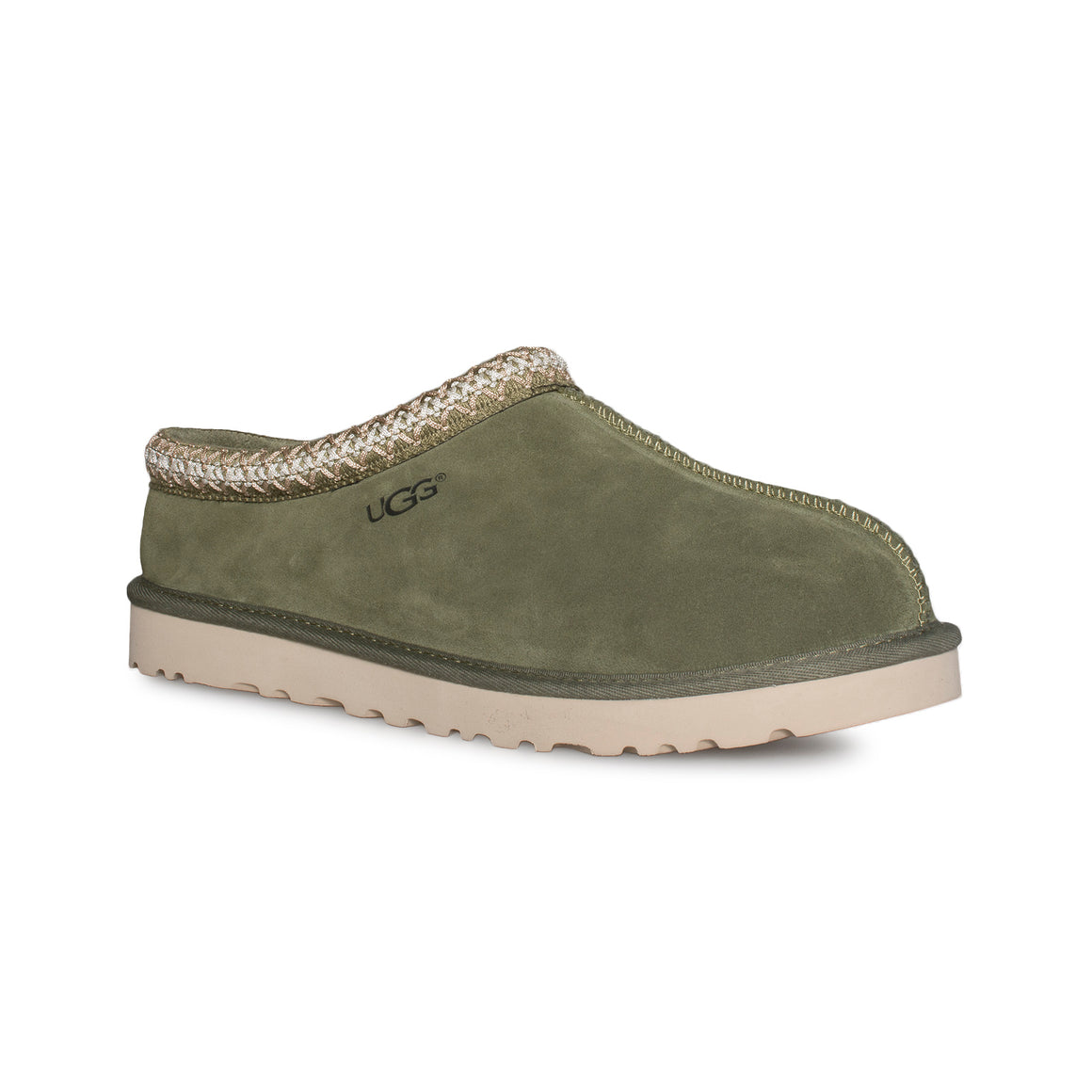 UGG Tasman Moss Green Slippers - Men's