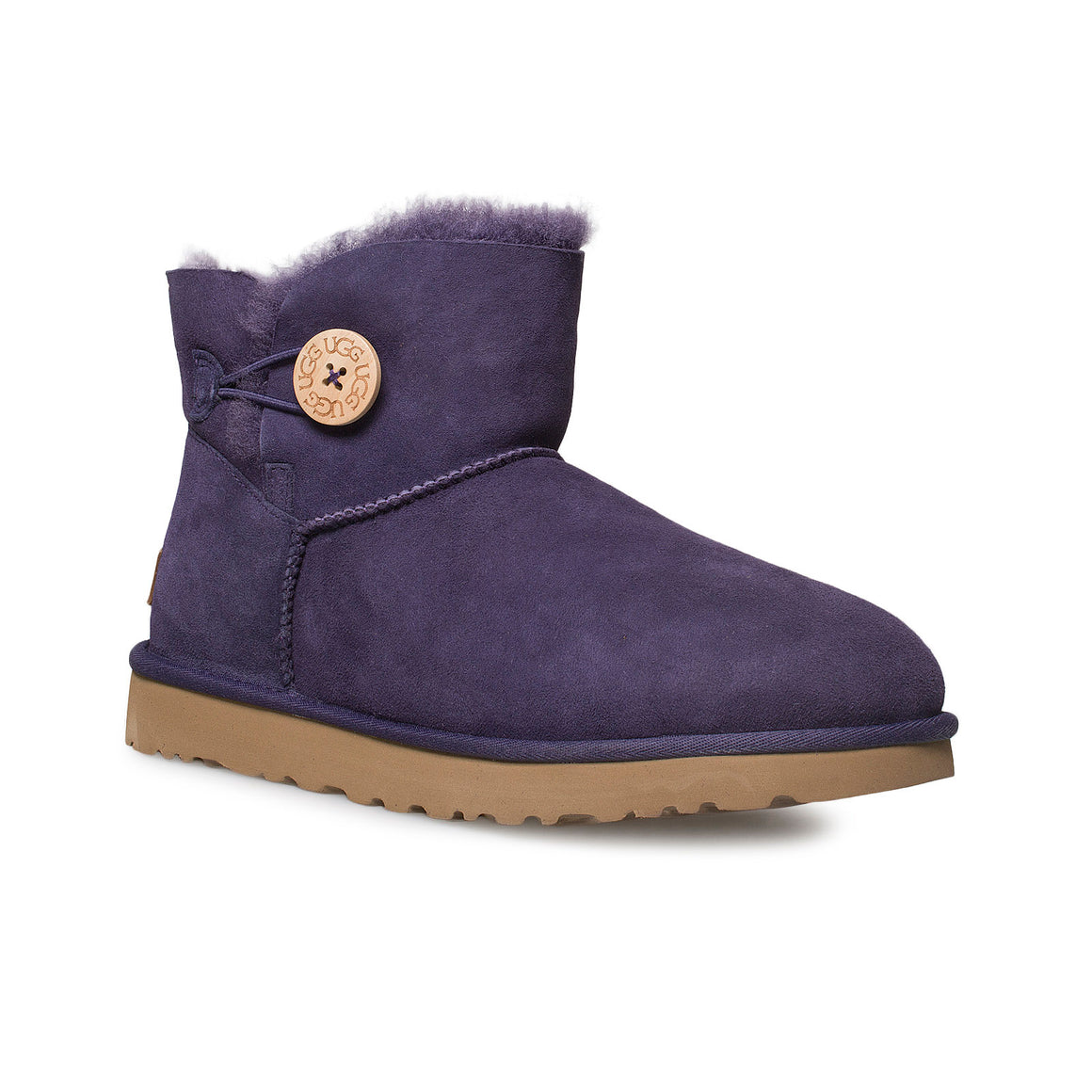 UGG Mini Bailey Button II Night Shade Boots - Women's