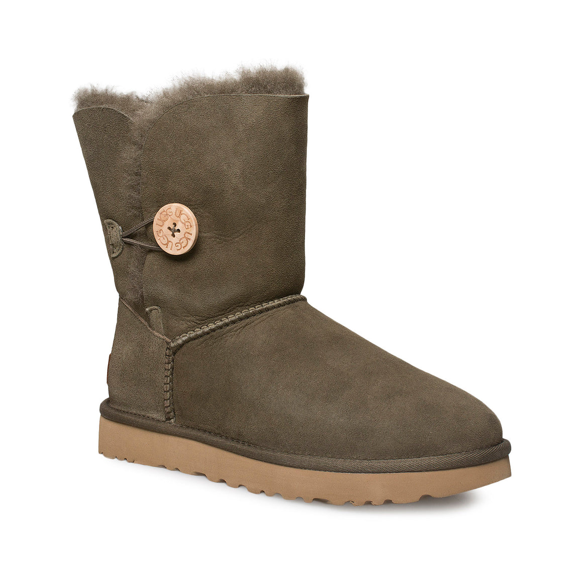 UGG Bailey Button II Eucalyptus Spray Boots - Women's