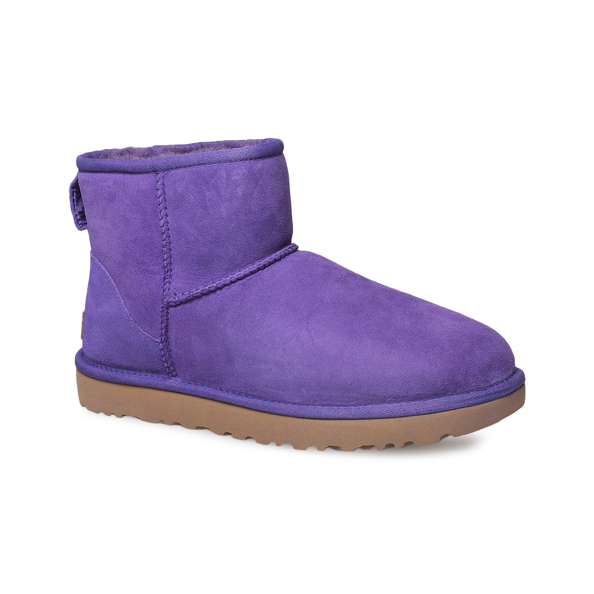 UGG Classic Mini II Violet Bloom Boots - Women's