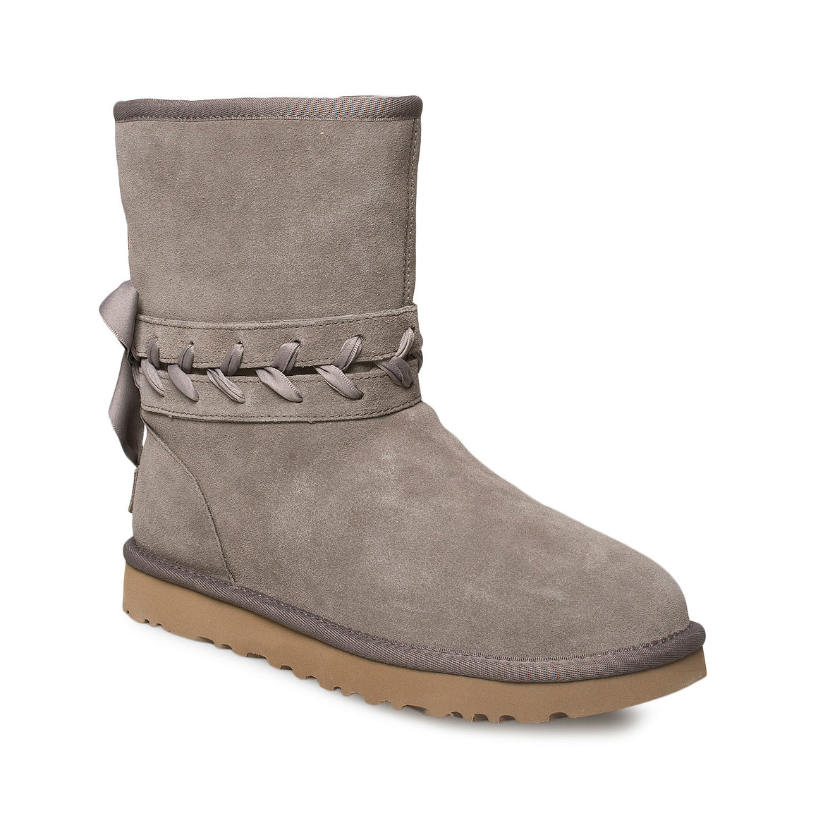 UGG Classic Lace Short Mole Boots - Women's