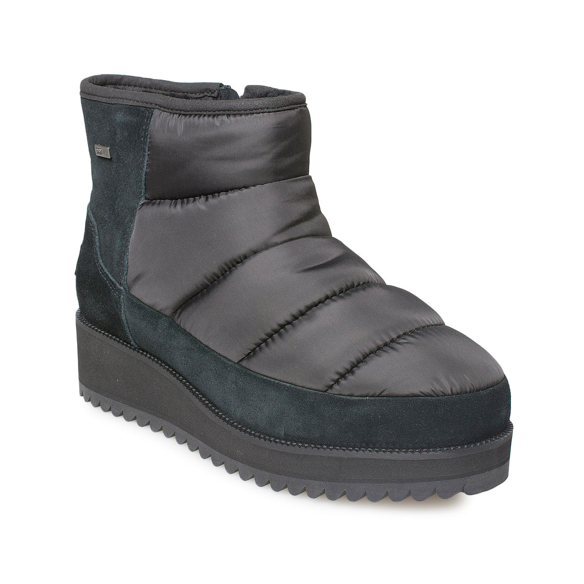 UGG Ridge Mini Black Boots - Women's