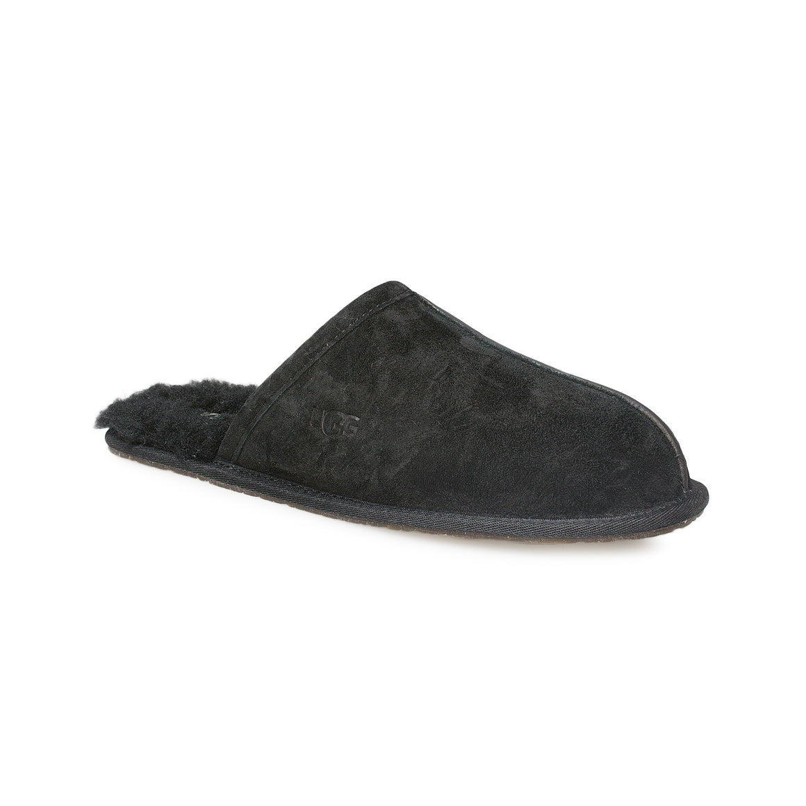 UGG Pearle Black Slippers - Women's