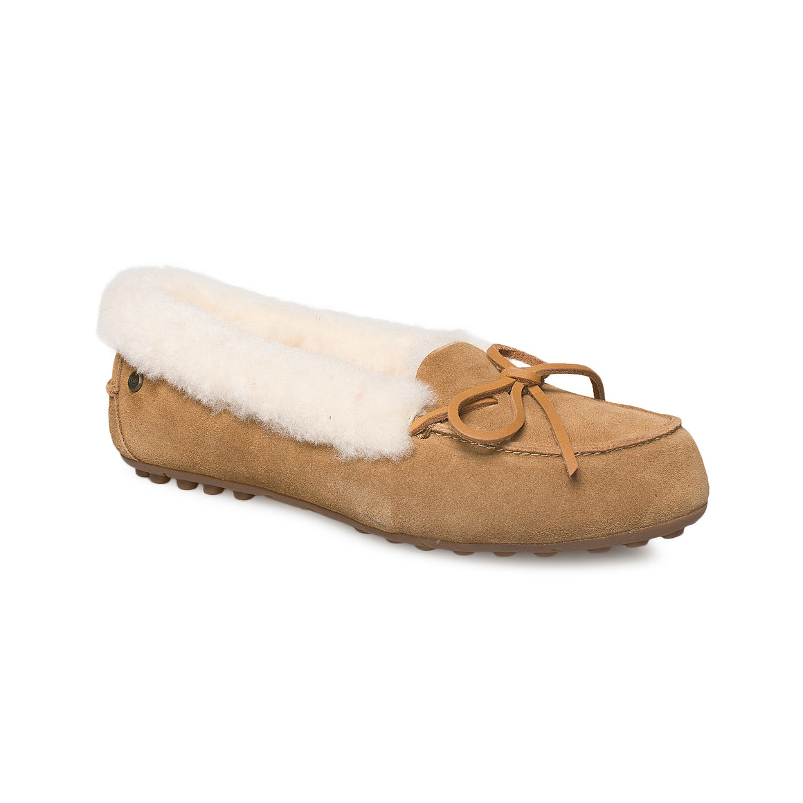 UGG Solana Loafer Chestnut Slippers - Women's