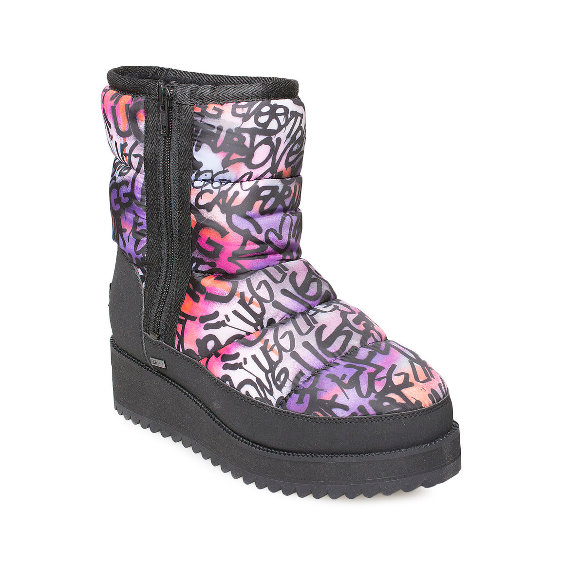 UGG Ridge Graffiti Pop Multi Boots - Women's