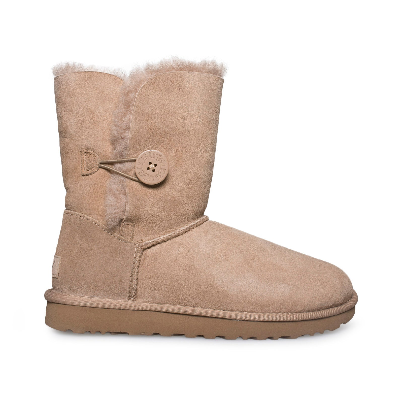 2607213be99 UGG Bailey Button II Fawn Boots