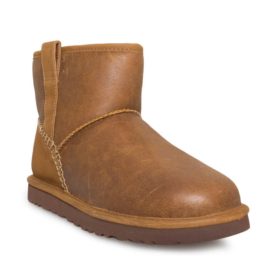 UGG Classic Mini Stitch Chestnut Boots - Men's