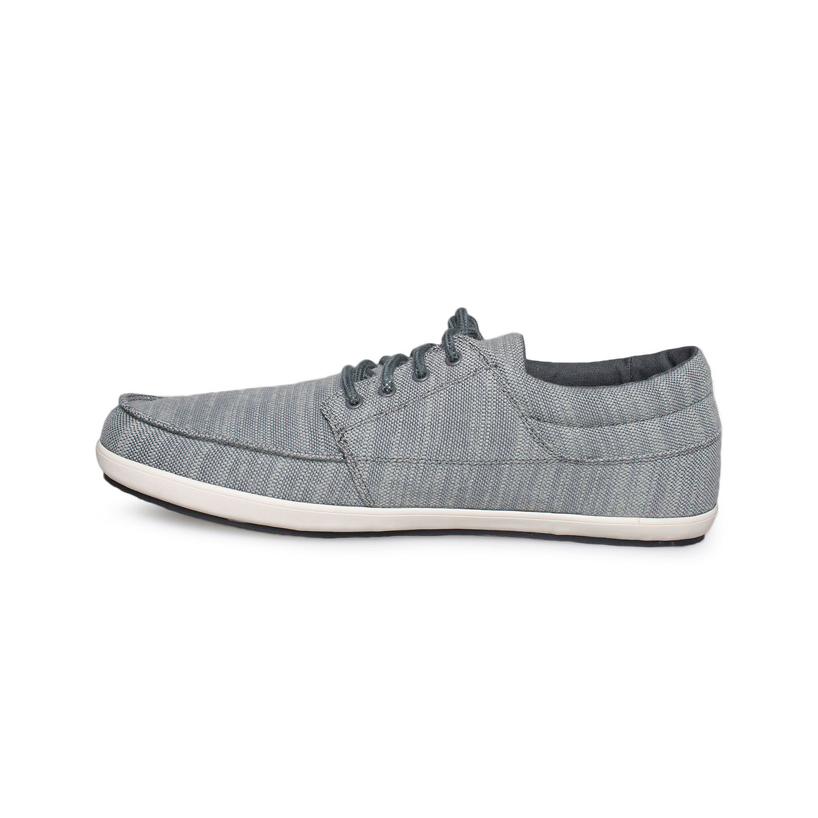 Sanuk TKO Vintage Slub Charcoal Shoes