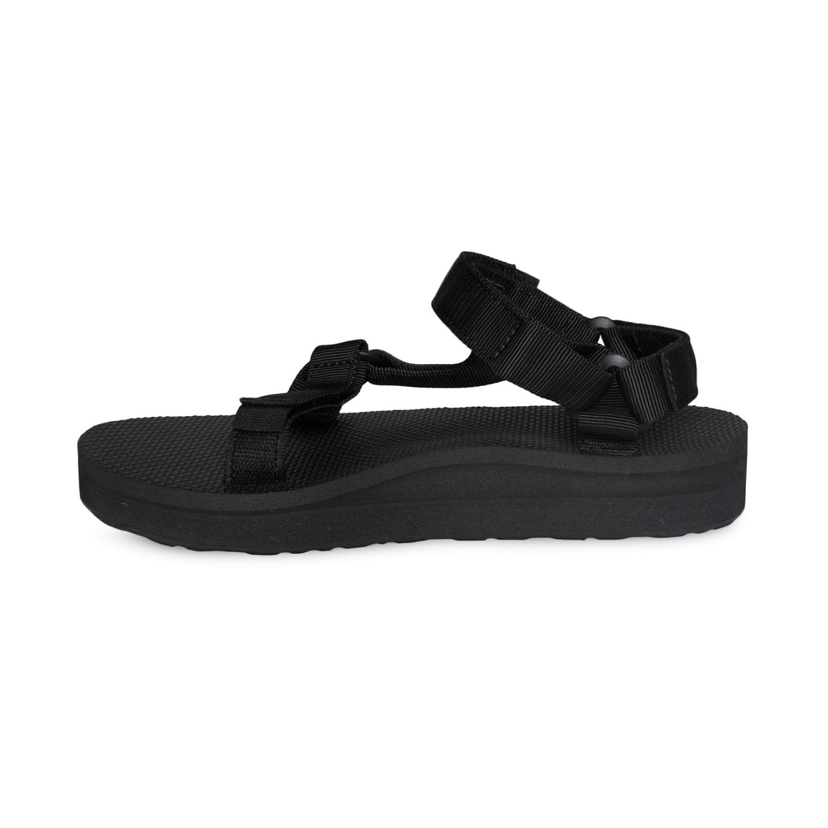Teva Midform Universal Black Sandals - Women's