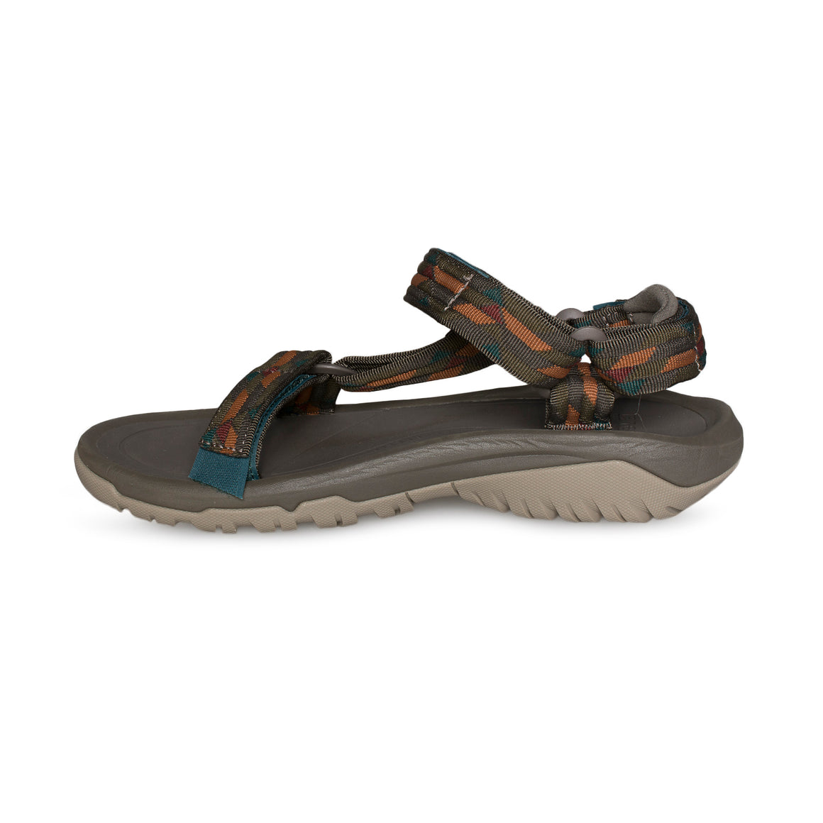 Teva Hurricane XLT 2 Kerne Black Olive Sandals - Women's