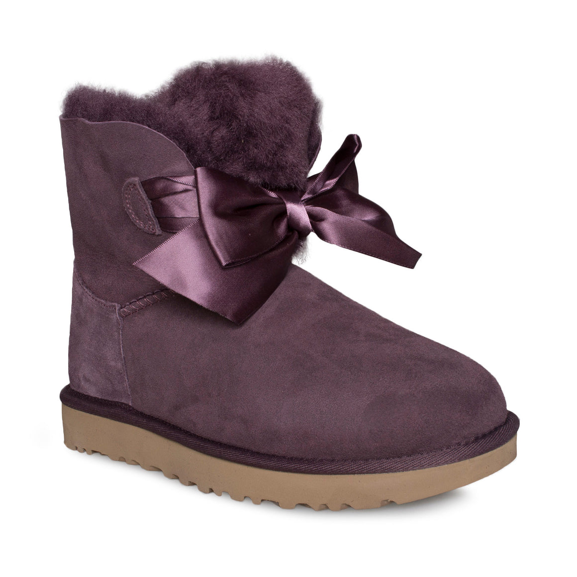 UGG Gita Bow Port Boots - Women's