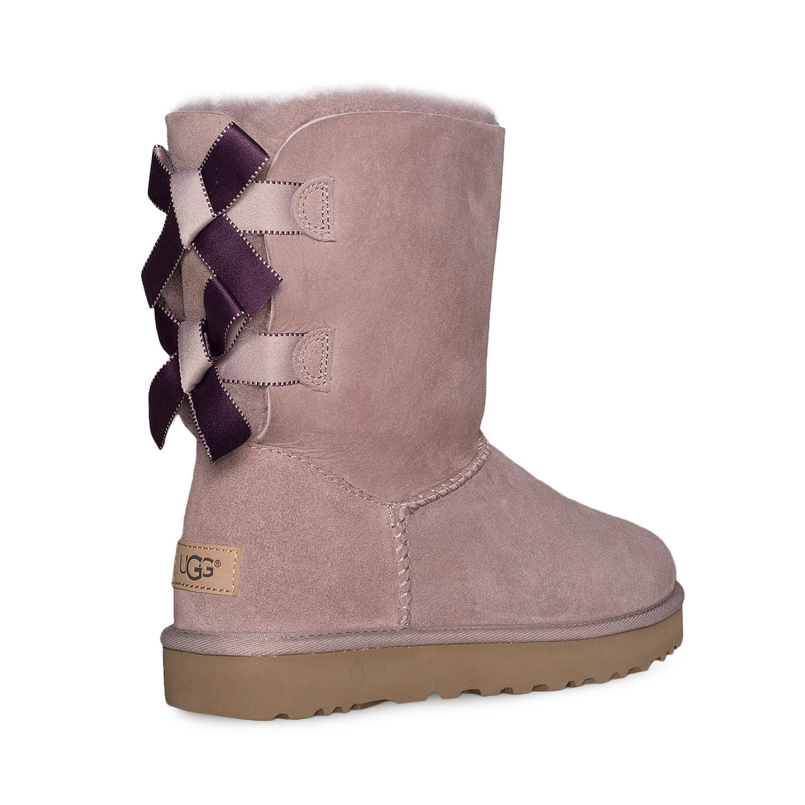 UGG Bailey Bow II Shimmer Dusk Boots - Women's
