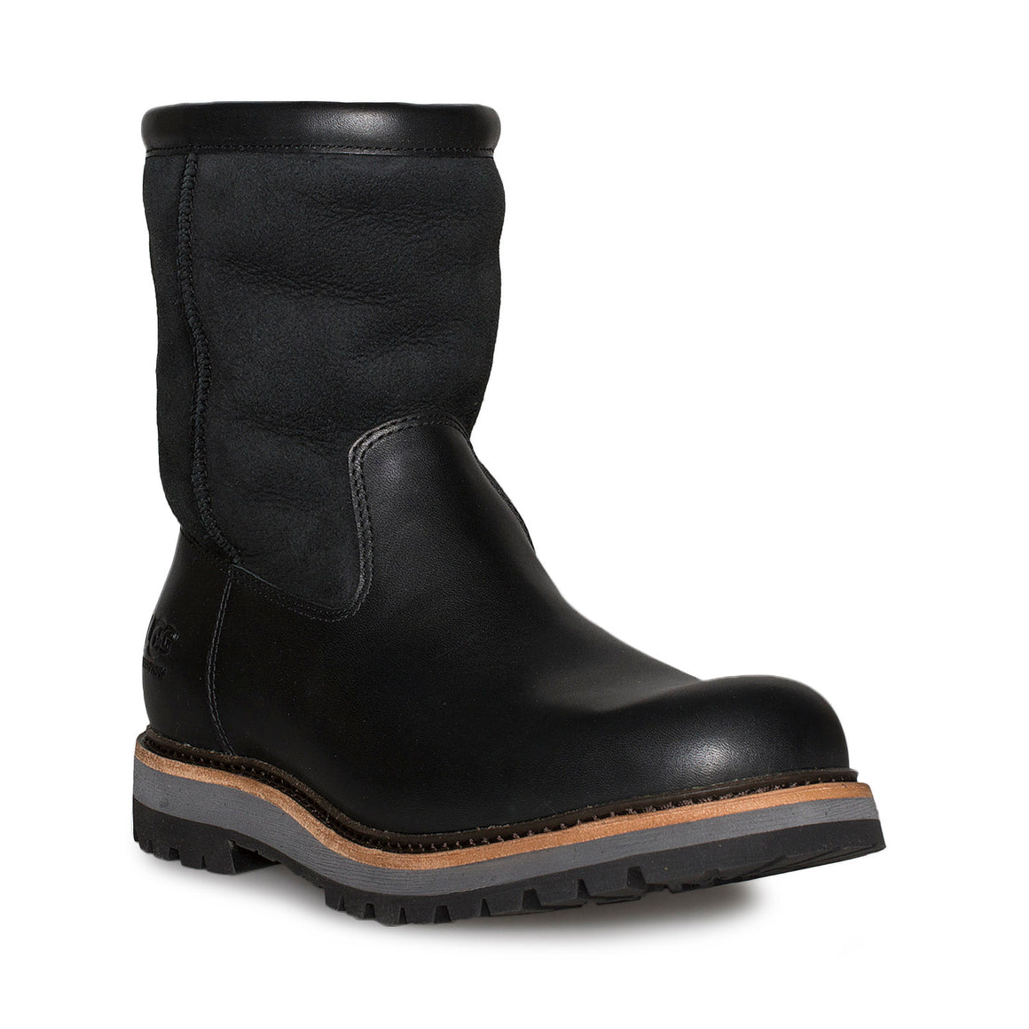 UGG Polson Black Boots - Men's
