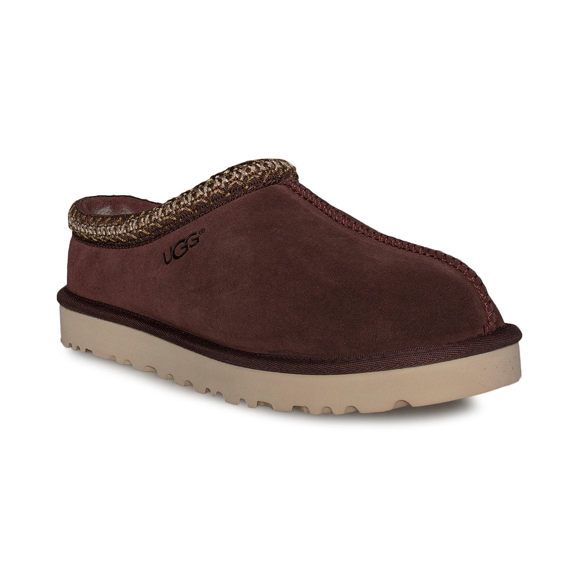 UGG Tasman Burgundy Slippers - Men's
