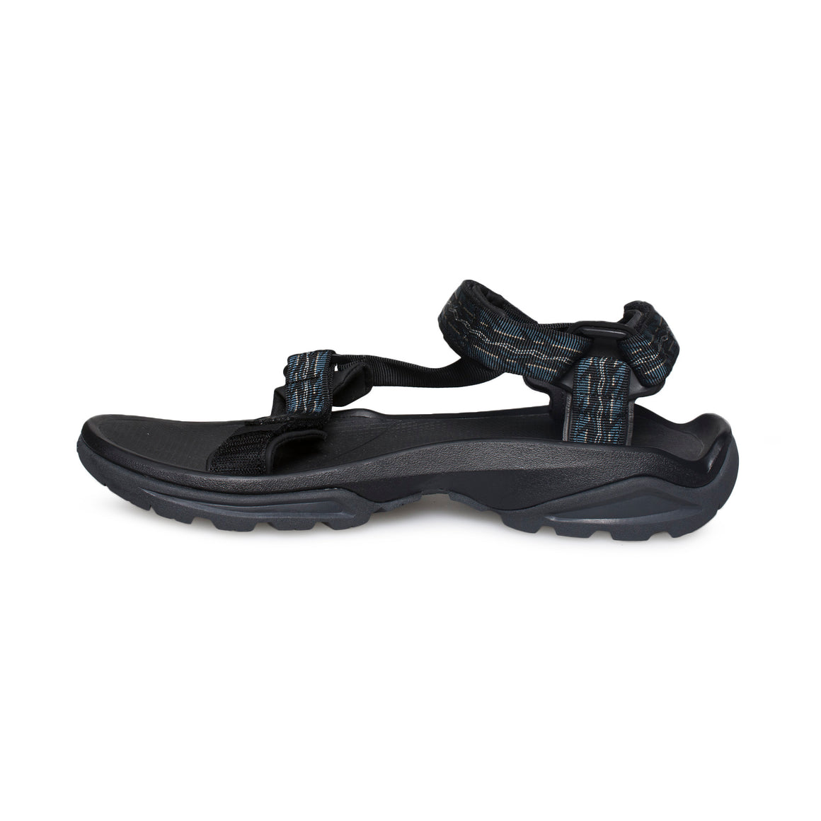 Teva Terra FI 4 Firethread Midnight Sandals - Men's