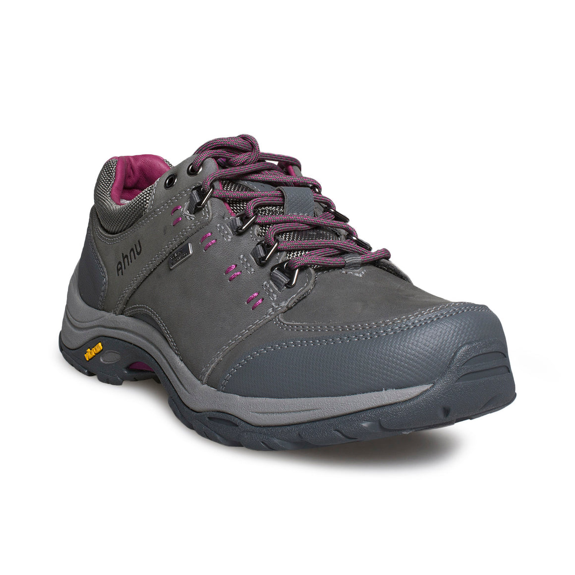Ahnu Montara III Event Charcoal Grey Shoes - Women's