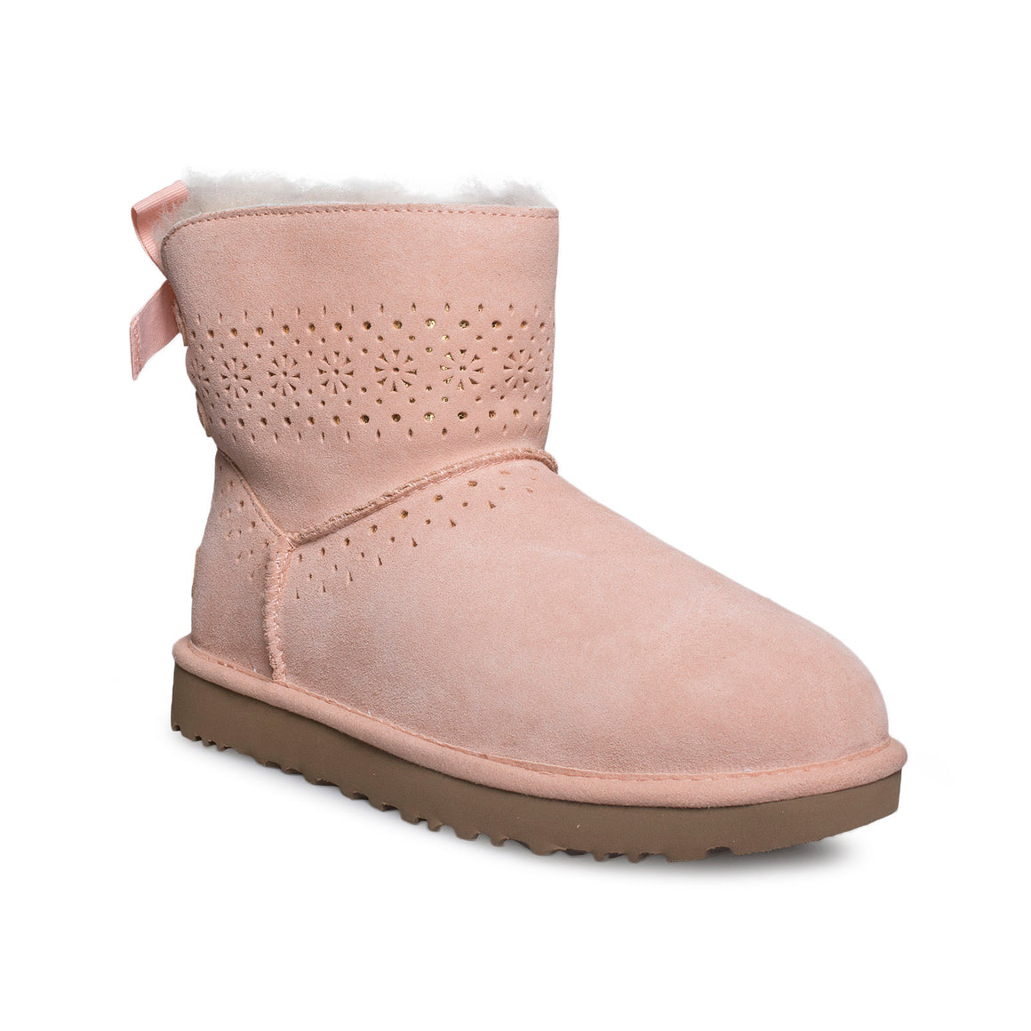 UGG Dae Sunshine Perf Tropical Peach Boots - Women's