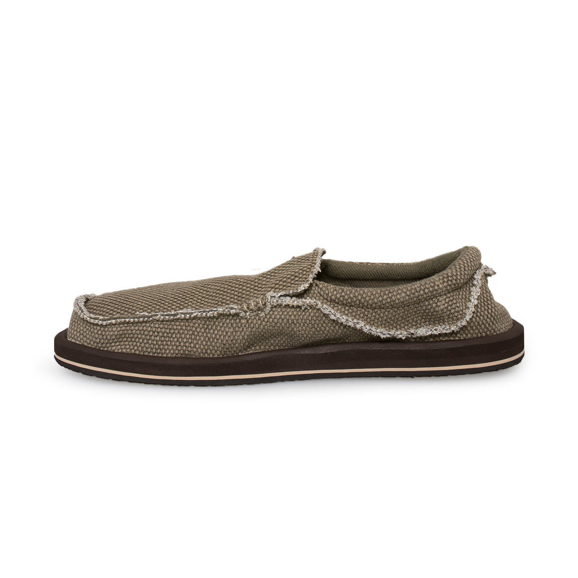 Sanuk Chiba Brown Shoes - Men's