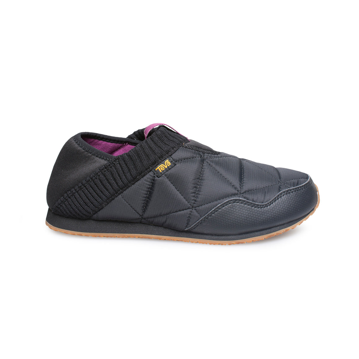 TEVA Ember Moc Black Shoes - Men's