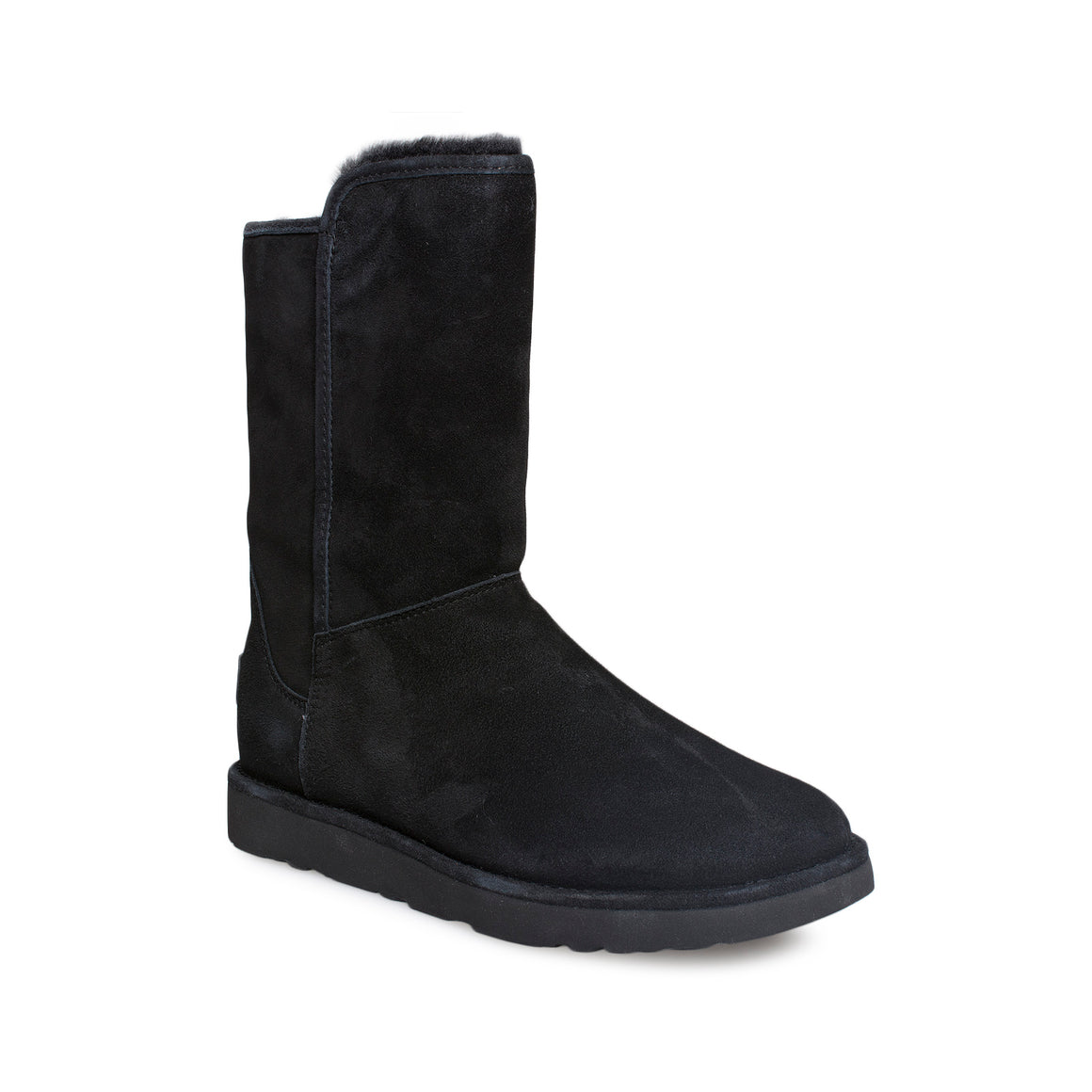 UGG Abree Short II Nero Boots - Women's