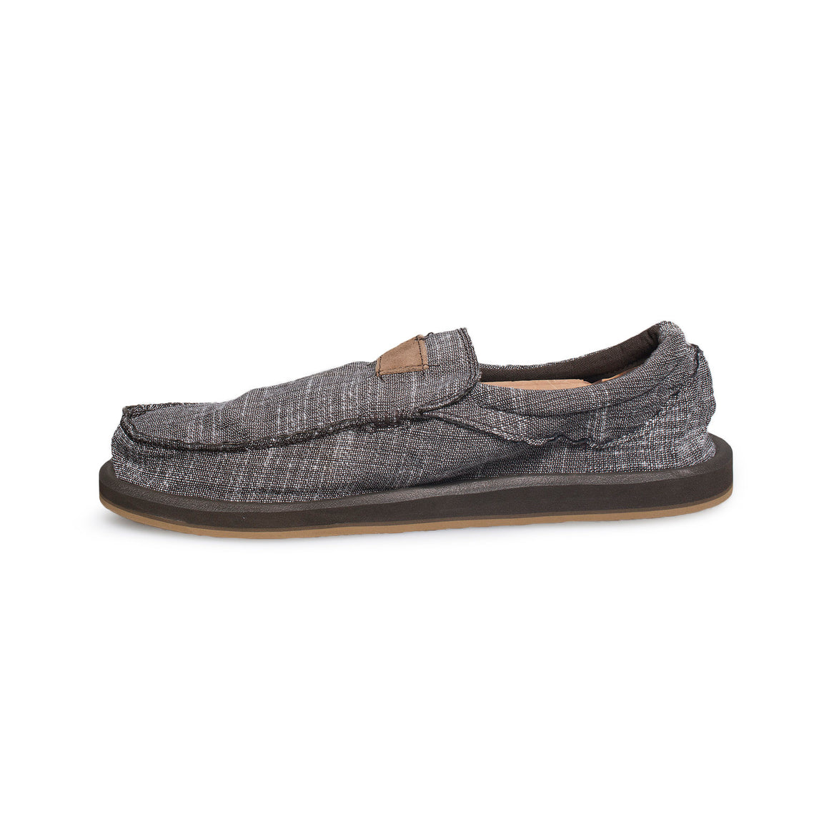 SANUK Chiba Linen Brown Shoes - Men's