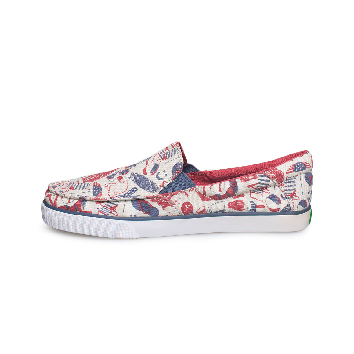 SANUK Sideline Patriot American Icon Shoes - Men's