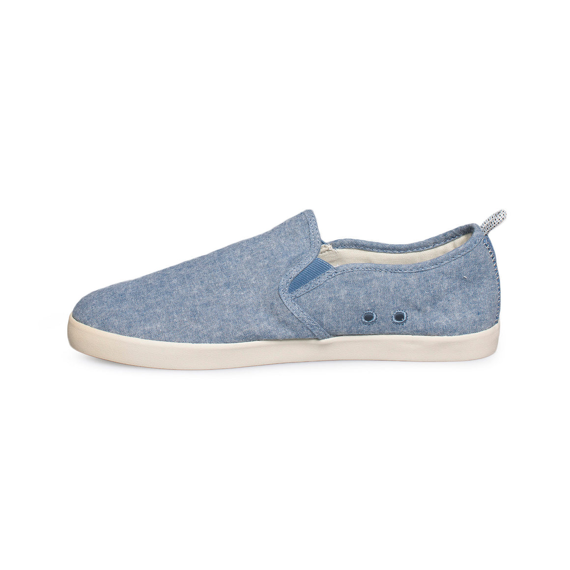 SANUK Range TX Blue Chambray Shoes - Men's