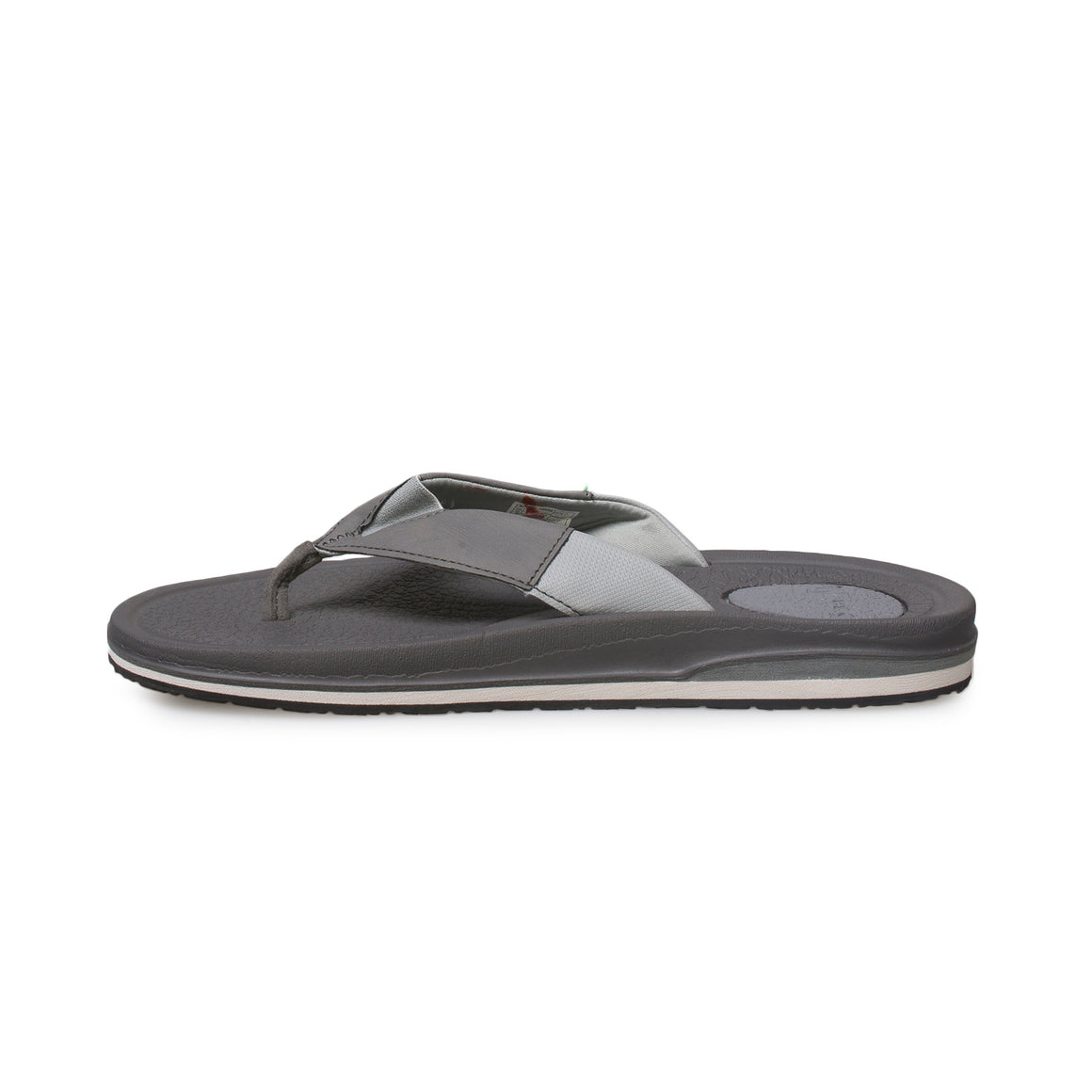 Sanuk Beer Cozy 3 Primo Charcoal Flip Flops - Men's