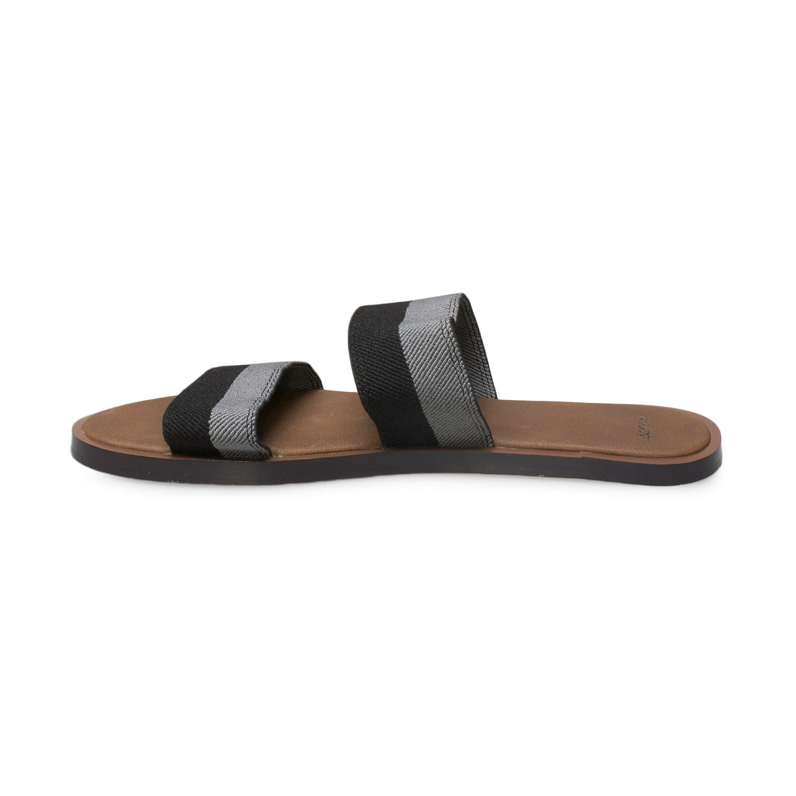 Sanuk Yoga Gora Gora Black / Charcoal Sandals - Women's
