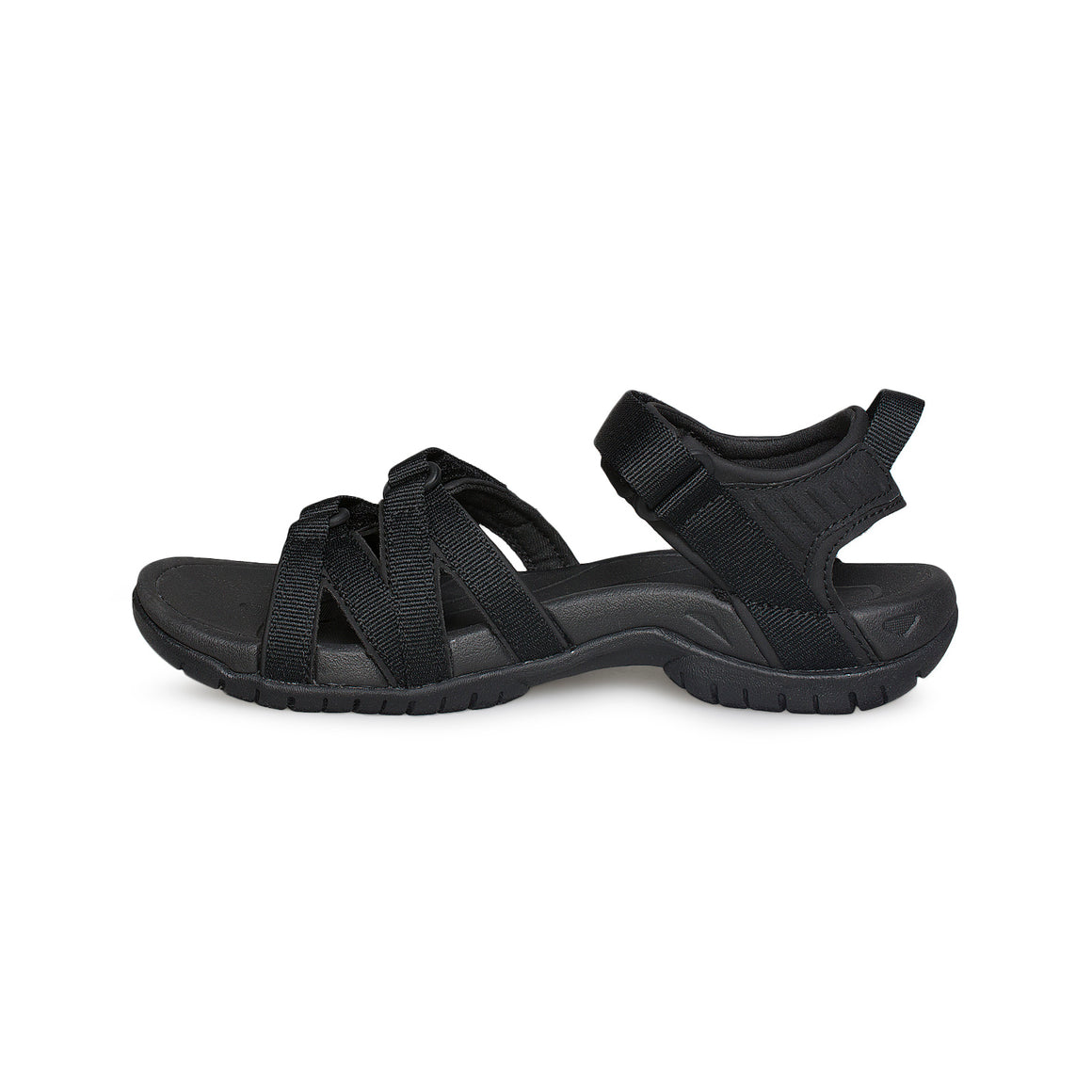 Teva Tirra Black / Black Sandals - Women's