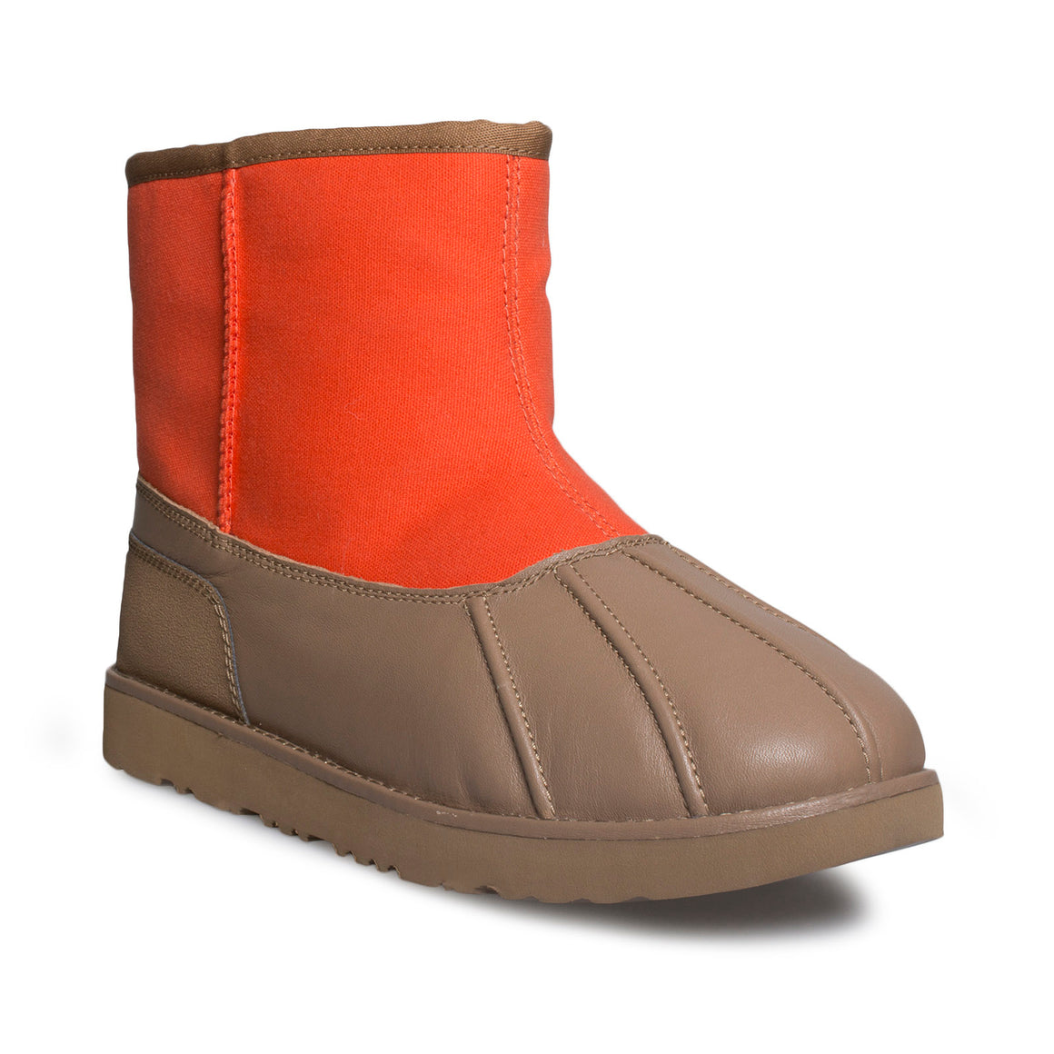 UGG Philip Lim Classic Mini Duck Orange Boots - Men's