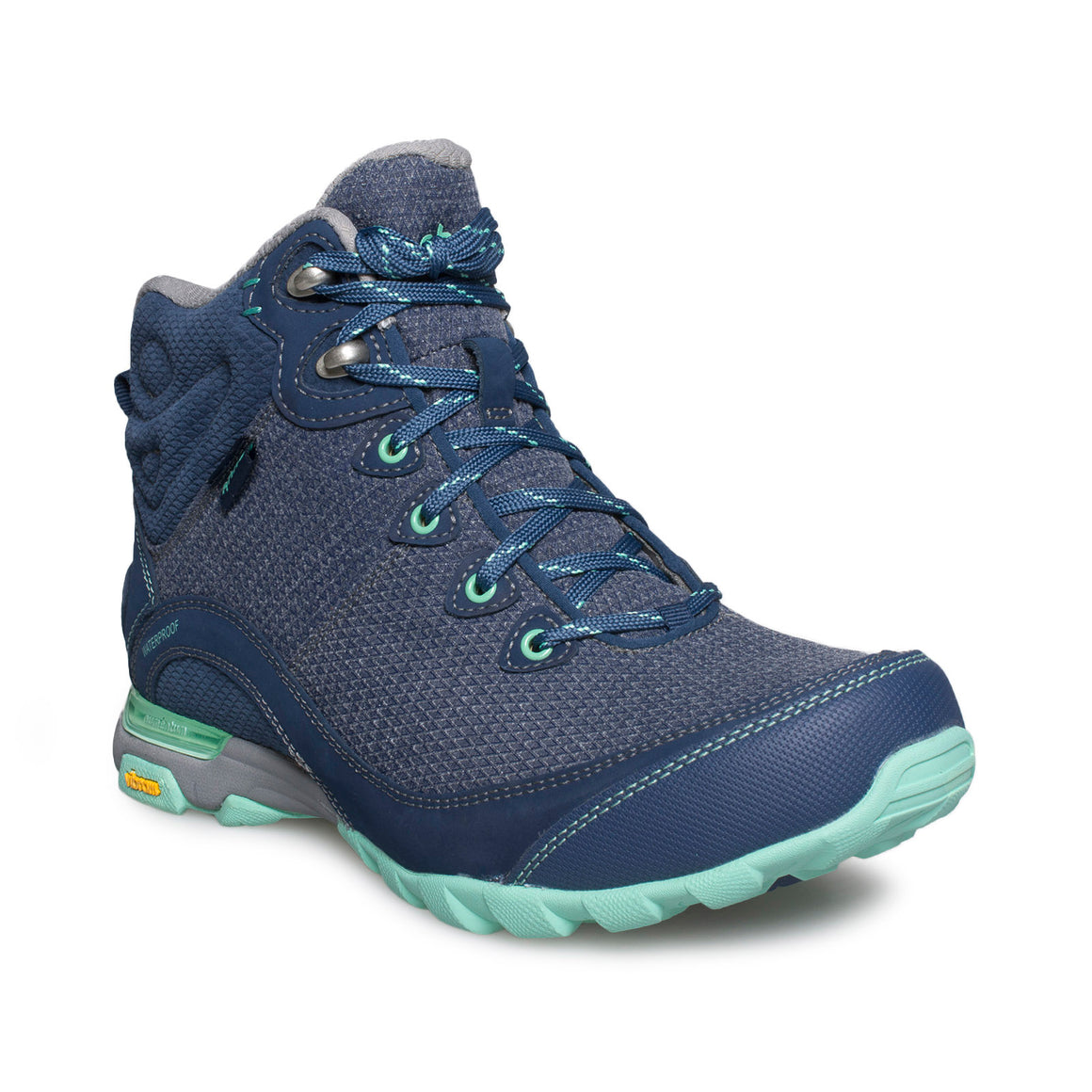 AHNU Sugarpine II Waterproof Insignia Blue Boots - Women's