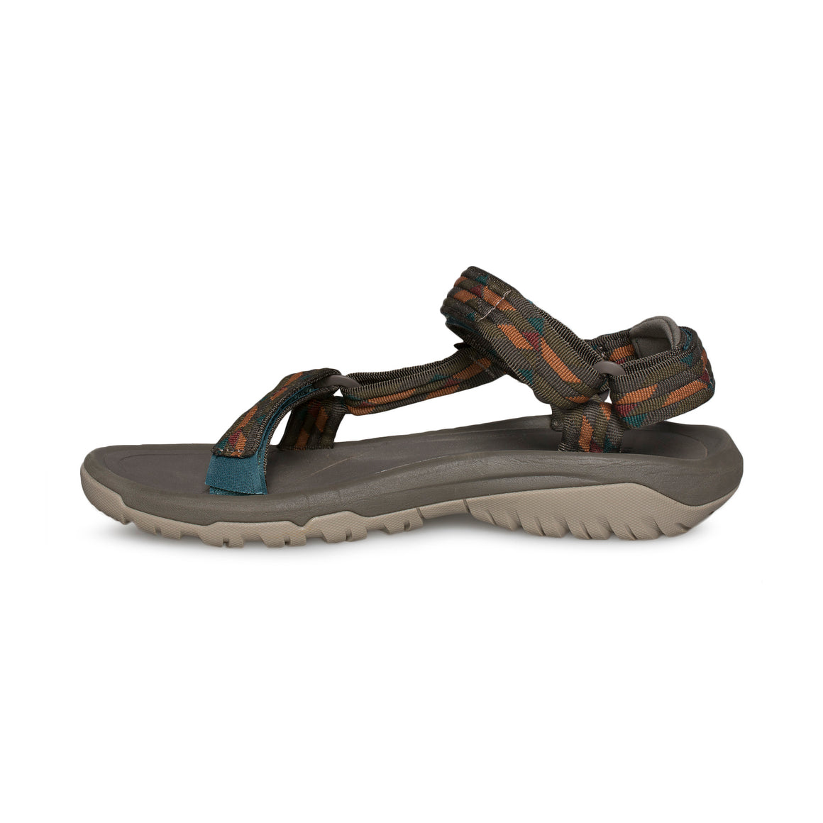 Teva Hurricane XLT 2 Kerne Black Olive Sandals - Men's