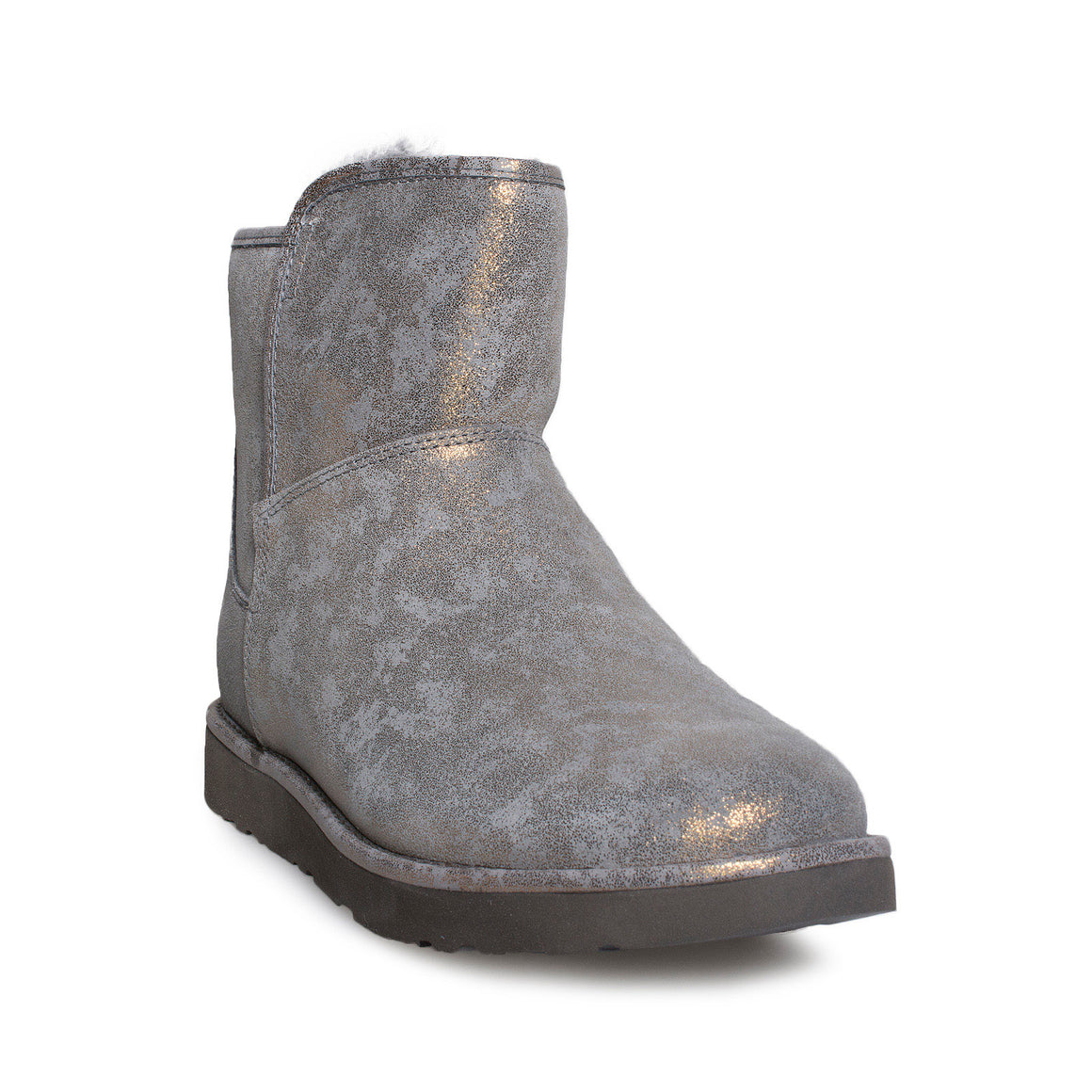 UGG Abree Mini Stardust Gunmetal Boots - Women's