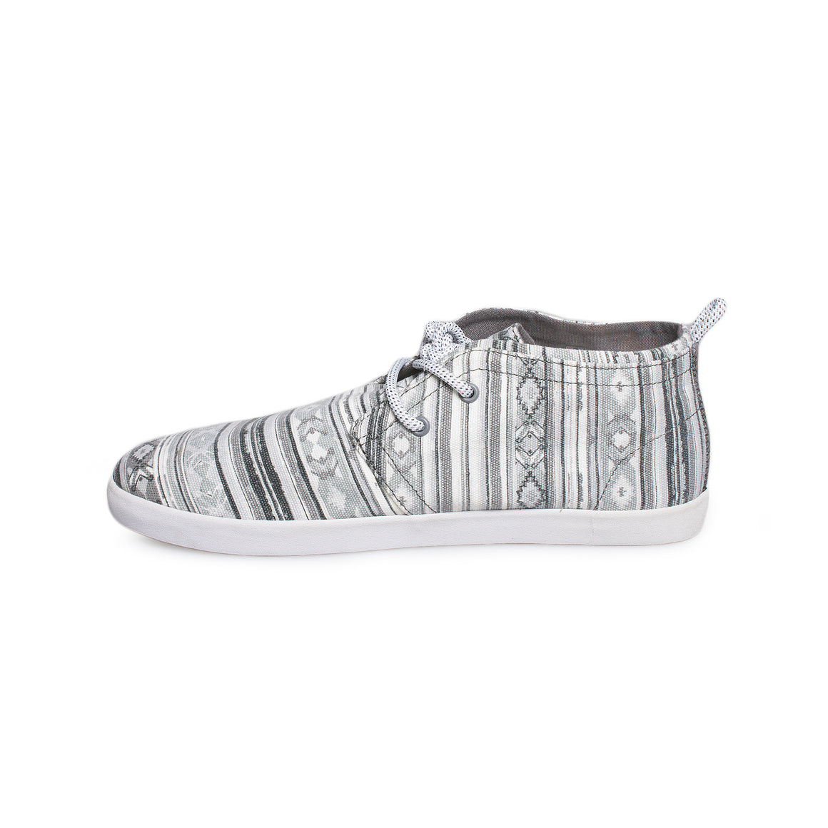 SANUK Cargo Funk Santa Fe Grey Blanket Shoes - Men's