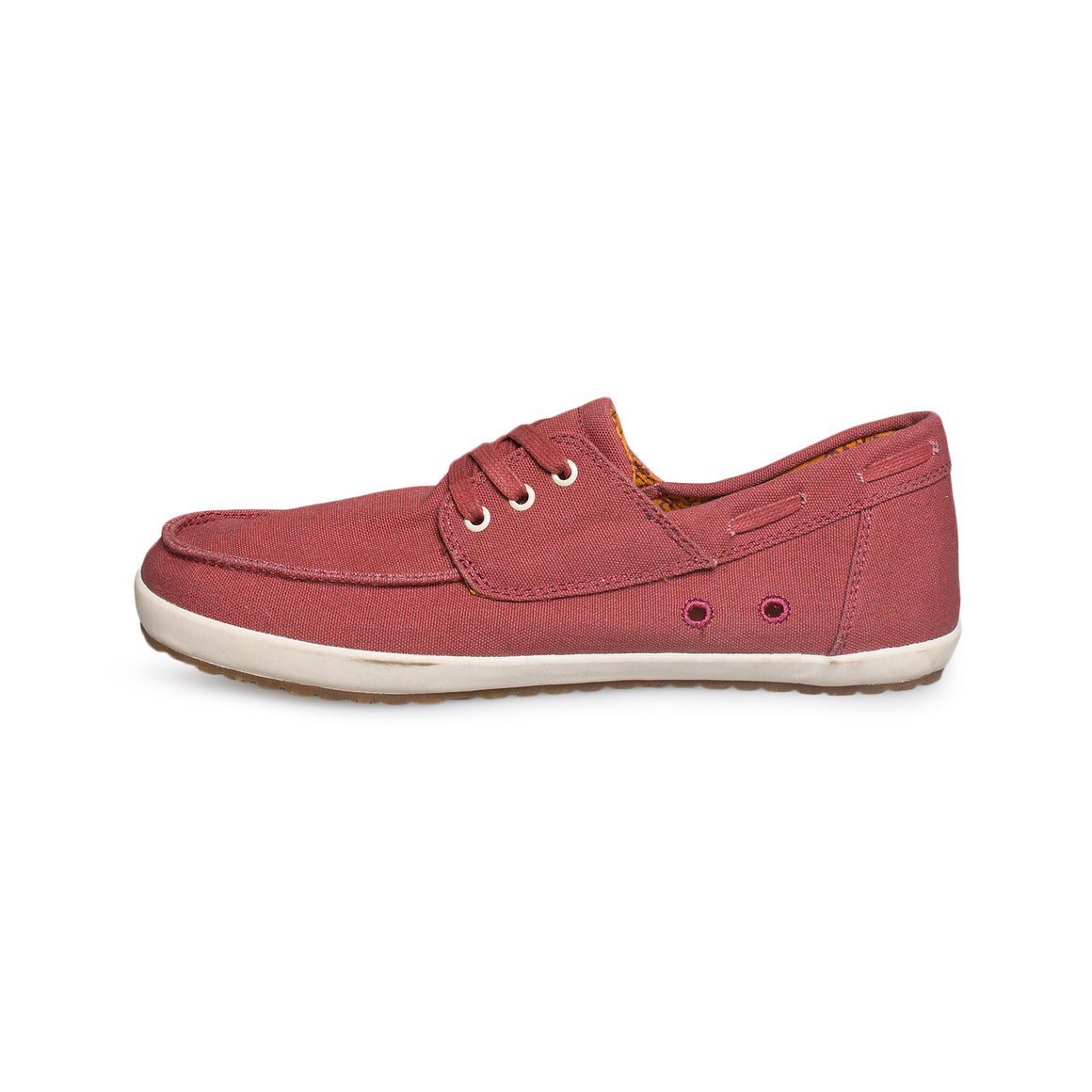 SANUK Casa Barco Dusty Red Shoes - Men's