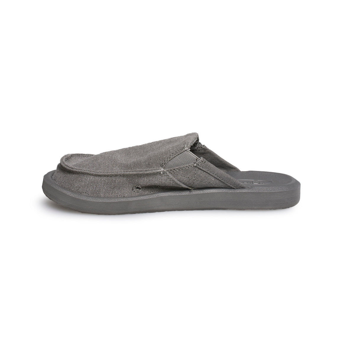 SANUK You Got My Back II Basics Grey Canvas Shoes - Men's