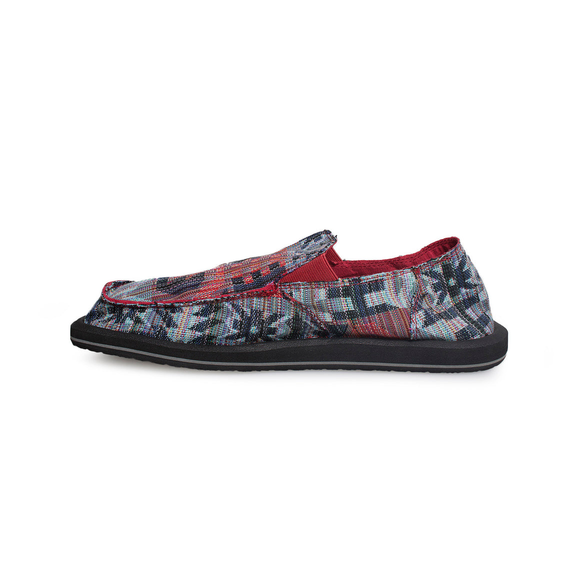 SANUK Donny Red / Sky Shoes - Men's