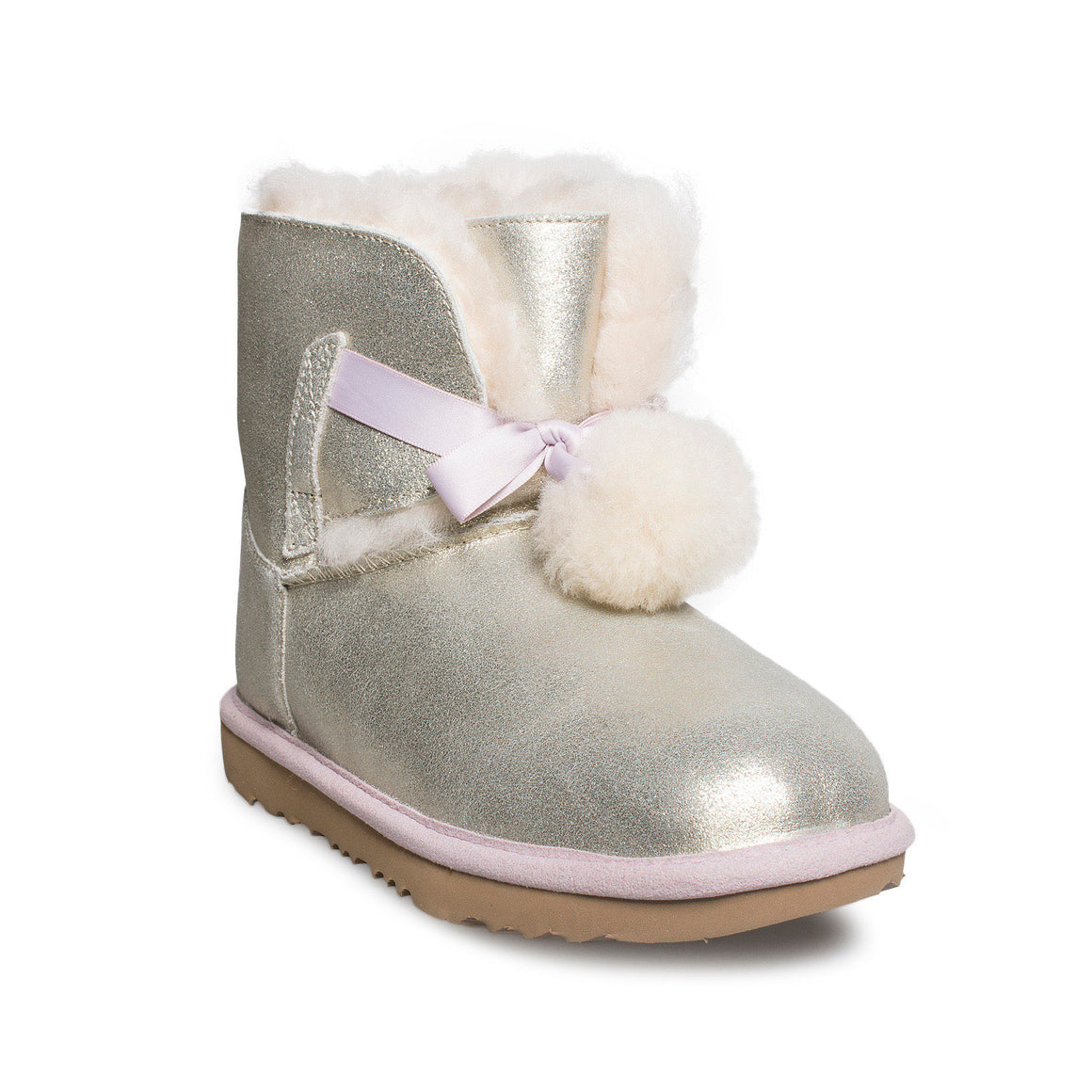UGG Gita Metallic Boots - Youth